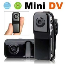 New 2014 Black Sports Video Md80 Webcam Web Cam Hot Selling Mini DVR Camera & Mini DV pictures & photos