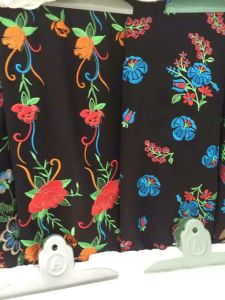 for Ladies Embroidery Lace / Cotton Fabric/Good Qualily/ Best Price