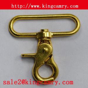 Dog Hook Trigger Swivel Hook Metal Spring Hook Snap Hook Solid Brass Bolt Snap Hook for Bag Handbag Luggage Key pictures & photos