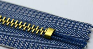 Jean Tape Pant Zipper pictures & photos