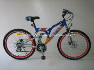 "26"" Steel Frame Mountain Bike (2608) pictures & photos"