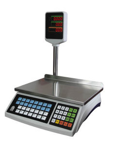 Electronic Weighing Price Scale pictures & photos
