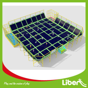 Trampoline Manufacturer High-Quality Suppliers Indoor Air Trampoline pictures & photos