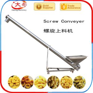 Hot Selling Puff Corn Snacks Food Extruder Machine pictures & photos