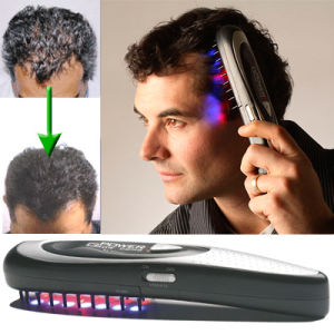Power Grow Home Laser Hair Treatment Comb Kit Therapy Cure pictures & photos