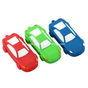 PVC USB Disk Flash Memory Car Shape USB Flash Drive pictures & photos