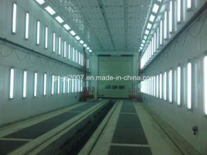 Good Quality Customized Bus Spray Oven Booth pictures & photos