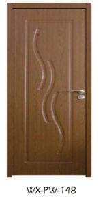 PVC Door (WX-PW-148) pictures & photos