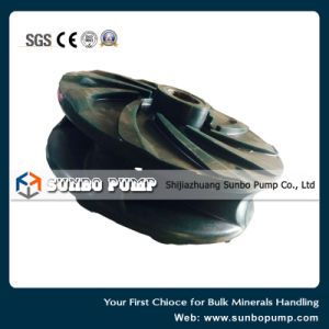 China OEM Rubber Liner Pump Spare Parts/Wear-Corrosion Spare Parts pictures & photos