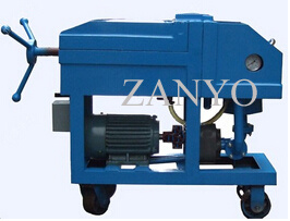 Zyp Easy Operation Oil Presser/ Plate Pressure Oil Purifier pictures & photos