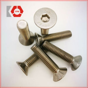 DIN7991 Hex Socket Countersunk Screws Stainless Steel pictures & photos