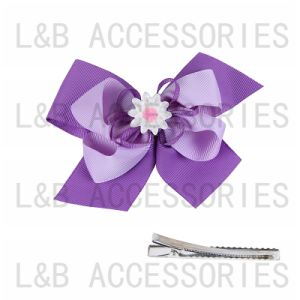 Two Color Mix New Ribbon Bow
