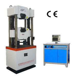 Electro-Hydraulic Universal Testing Machine/1000kn/Computer Display