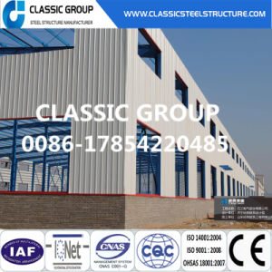 Industry Temporary Steel Structure Warehouse/Light Steel Warehouse pictures & photos