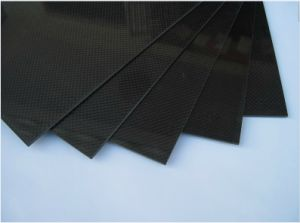 Bai Sheng Carbon Fiber Co., Ltd. Custom Carbon Fiber Board pictures & photos