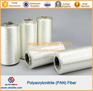 Concrete Polyacrylonitrile Pan Fibre Fiber pictures & photos