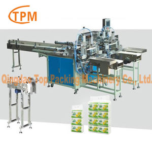 Multi Bags Soft Facial Tissue Paper Packing Machine pictures & photos