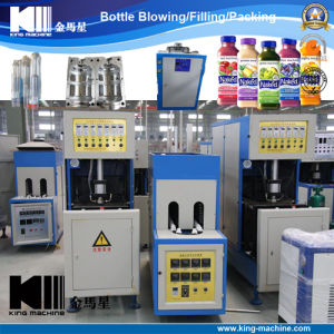 Square Bottle Blowing Making Machine pictures & photos