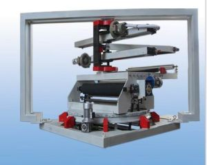 Chsj-V 360 Degree Rotary There Layers Co-Extrusion Film Blowing Machine pictures & photos
