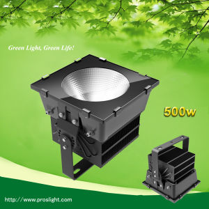 Warehouse/Factory/Gym IP65 Projector Light LED Highbay Light 500W pictures & photos