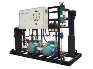 2 Parallel Refrigeration Unit (Air-cooling style)