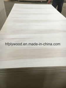 21mm Plain Plywood for Door Poplar Core Plywood pictures & photos