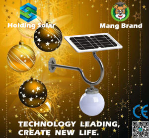 Monocrystal Solar Panel LED Street Light with Intelligent Control pictures & photos