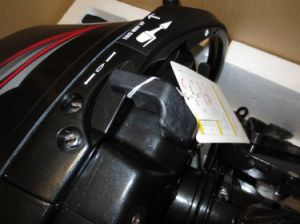 Hidea Marine Ce Approved 4 Stroke 20HP Outboard Motor Outboard Engine pictures & photos