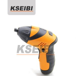 Convenient Kseibi Electric Cordless Screwdriver with Light Weight pictures & photos