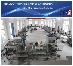 Glass Bottle Beer Filling Machine (BGF16-12-6) pictures & photos