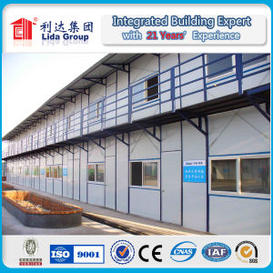 Prefabricated House Labour Camp Dormitory pictures & photos