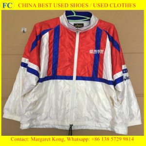 Fashionable China Used Clothing Exporters Mixed Secondhand Clothes