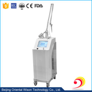 Vertical Fractional CO2 Laser Warts Removal Beauty Equipment pictures & photos