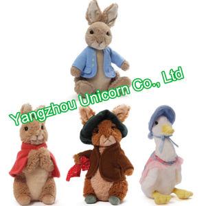 SGS Stuffed Animal Plush Toy Rabbit pictures & photos