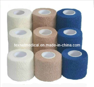 Hot Sale Self-Adhesive Bandage for Medical Use pictures & photos