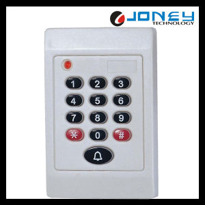 Joney Wg26/34 Electric Magnetic RFID Card Reader Access Control Keypad pictures & photos