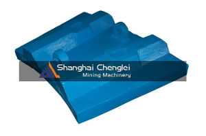 High Manganese / Chorme Ball Mill Liners pictures & photos