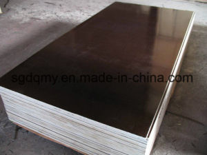 4ftx8FT Film Faced Black Plywood for Dubai Market pictures & photos