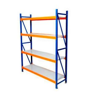 High Quality Medium Duty Shelving Warehouse Rack with CE Certificate