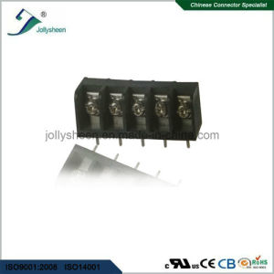pH9.50mm Barrier Terminal Blocks  5pin Side Straight Type pictures & photos
