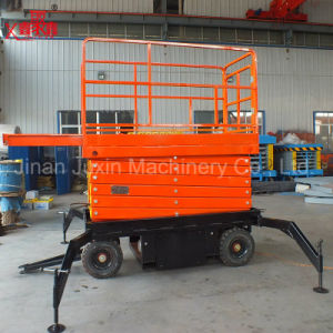 High Quality Electric Scissor Lift Table pictures & photos