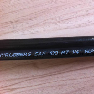 Flexible Thermoplastic Hose Hydraulic Hose pictures & photos