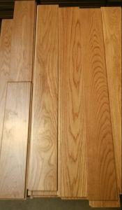 Best Grade Solid Oak Wood Parquet Flooring / Floor pictures & photos