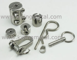 Stainless Steel Wire Rope & Accessories pictures & photos