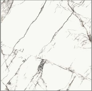 Super Glossy Microcrystal Stone Tile, Interior Porcelain Floor Tile (PV8B06) pictures & photos