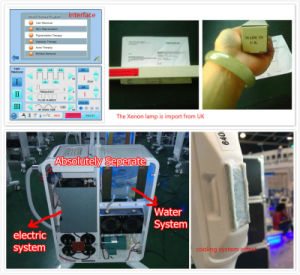 Elight IPL RF Laser Machine for Hair Removal pictures & photos