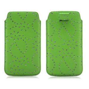 Mobile Cell Phone Leather Case for HTC
