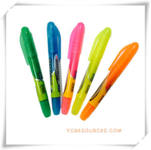 Promotional Highlighter Marker Pen for Promotion Gift (OI22010) pictures & photos