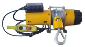 AC 220/380V Motor Building Mini Electric Windass for Lifting Load pictures & photos