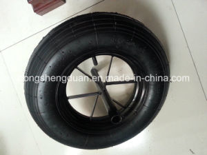Pneumatic Wheel Used for Wheelbarrow, Tools pictures & photos